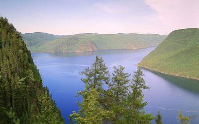région du Saguenay-Lac-St-Jean