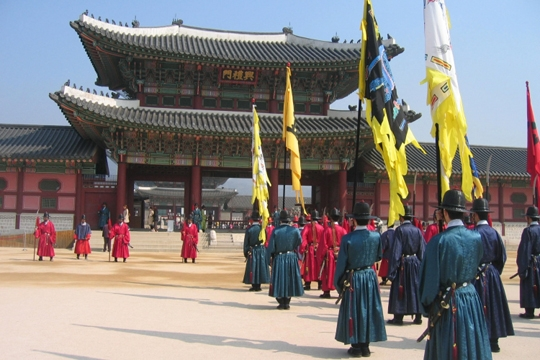 kyongbok-coree-sud-palais