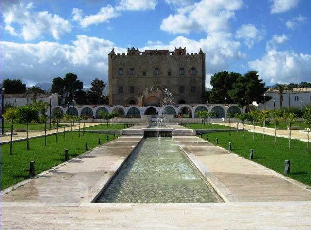 palais-zisa-italie