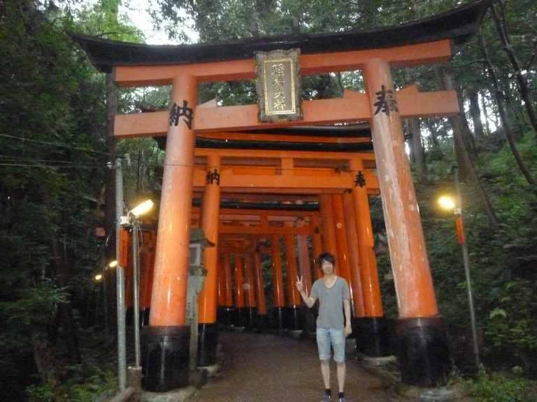sanctuaire-shinto-fushimi-Inari