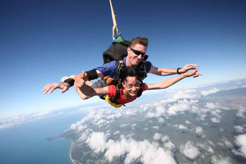 skydive-australie